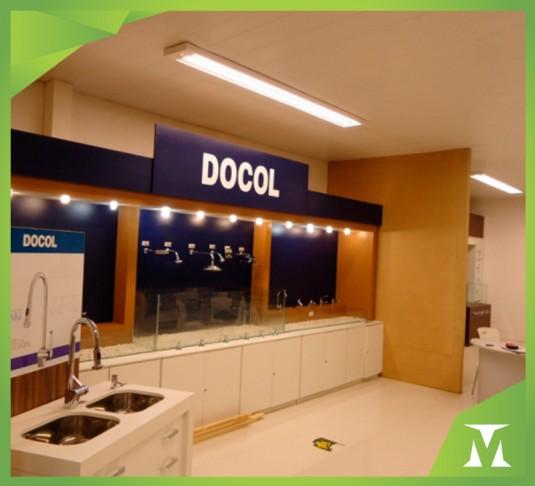 Show Room da DOCOL